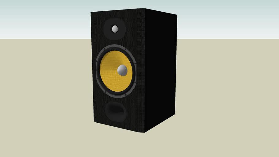 B&W 601 Speaker