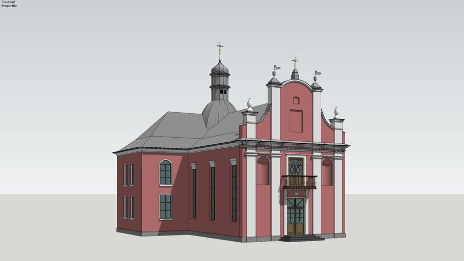 Khmelnytskyi Church of St. Anne 1820