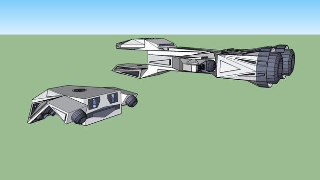 CSA - Combat cruiser