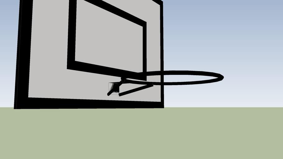 canasta de basquet TERMINADA