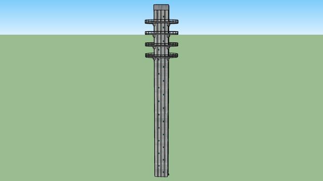 Ittervoort (L) - TV toren