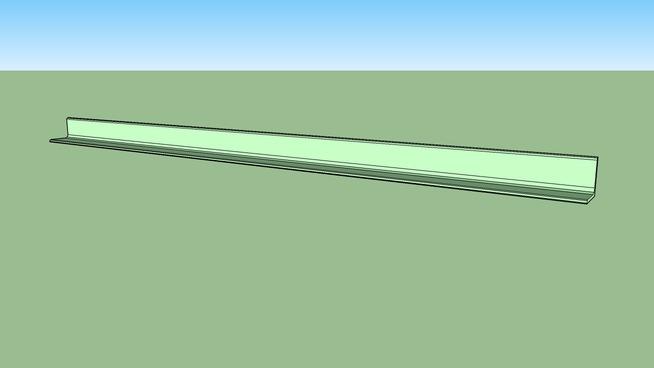 JIS G3192 等辺山形鋼 45x45x4