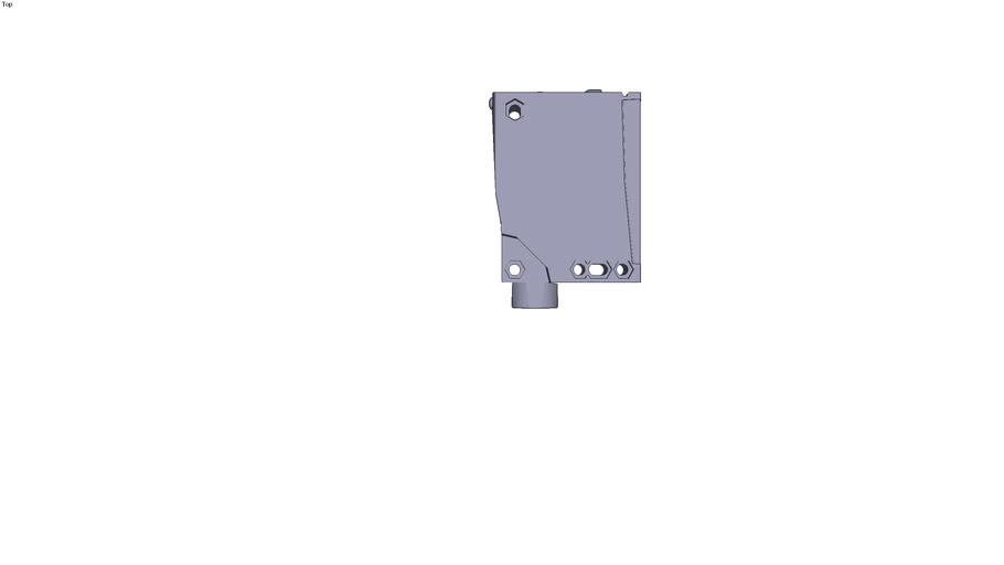 Photo-electric sensors OSIRIS Design Compact 305x71x104 mm Mono system Optimum...