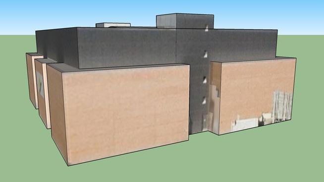 佩里斯特里, 希腊的建筑模型
