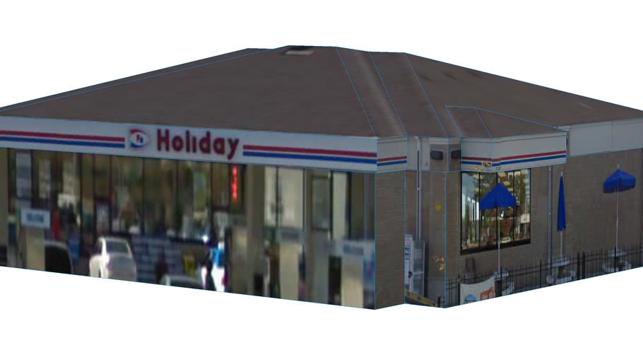 Holiday Station Store