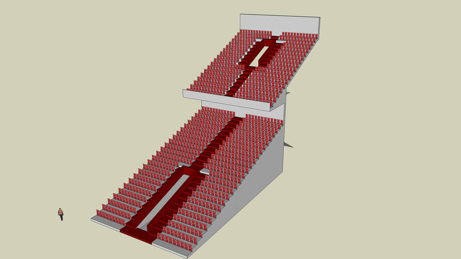 stadium section (PLEASE RATE)