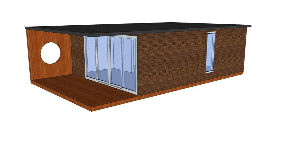 HABITA9  Adriatique     Bungalow  35m² utile + terrasse