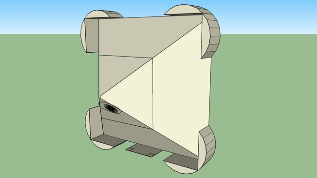 pyramides geometrique