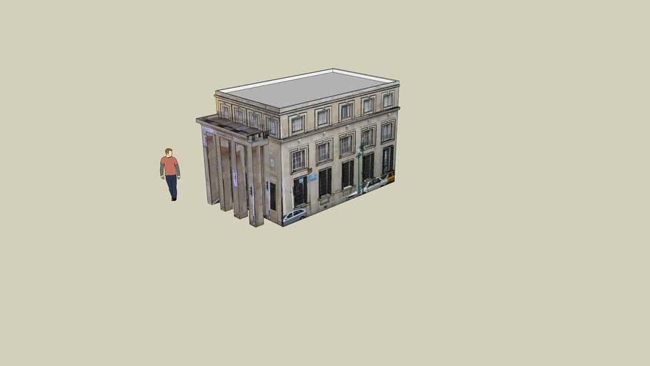 edificio alcaldia