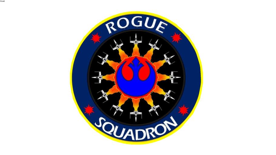 logo Star Wars Rogue Squadron