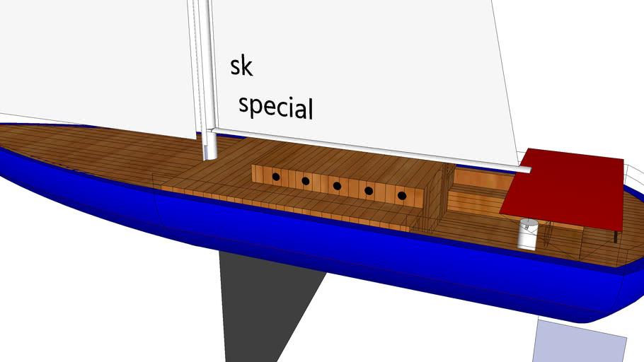 sleekat sailboat 40 foot