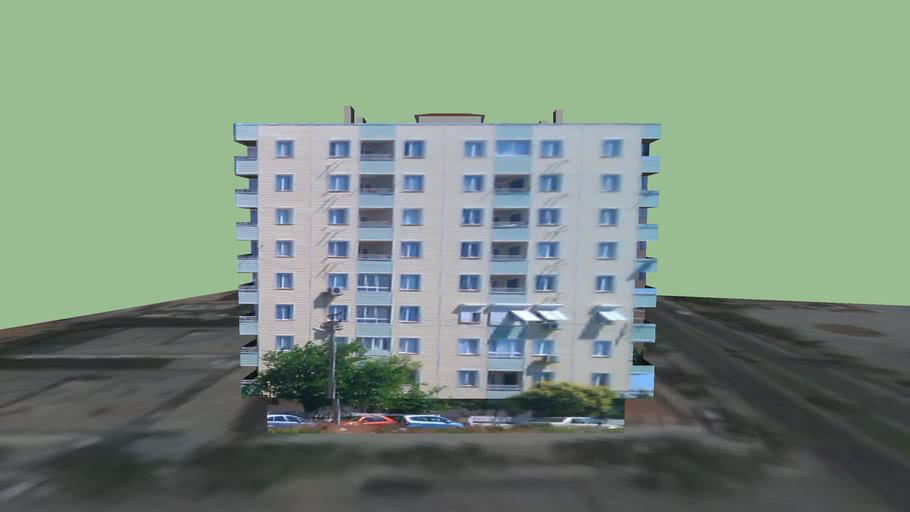 türkiye izmir (buca doğuş cad) apartman