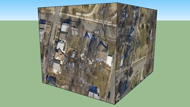 堪萨斯城, 密苏里州, 美国的建筑模型