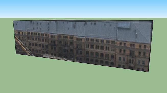 Building in ברלין, גרמניה