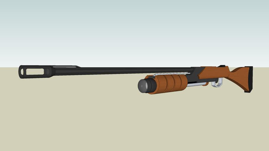 KXSG551. Shotgun