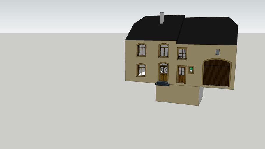 maison à construire en 2011