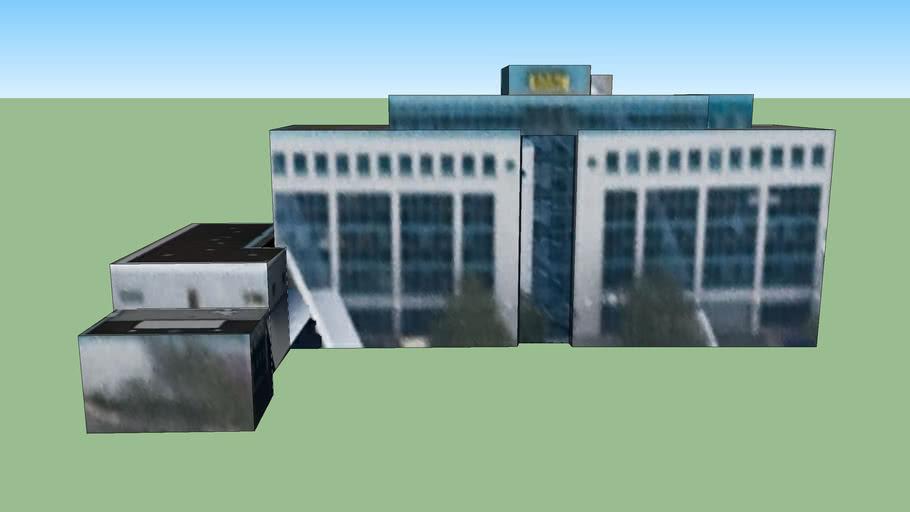 Bâtiment situé Nuremberg, Allemagne