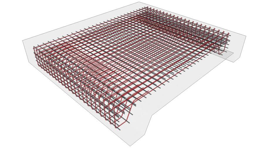 BiMUp 5D - Typical Ground Slab Reinforcement 01