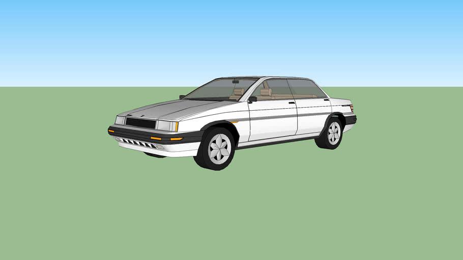 Shogun Alata Estesa 2.8 L6 (1983 - 1989)