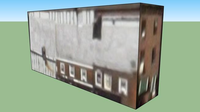 1501 Building in Philadelphia, PA, USA