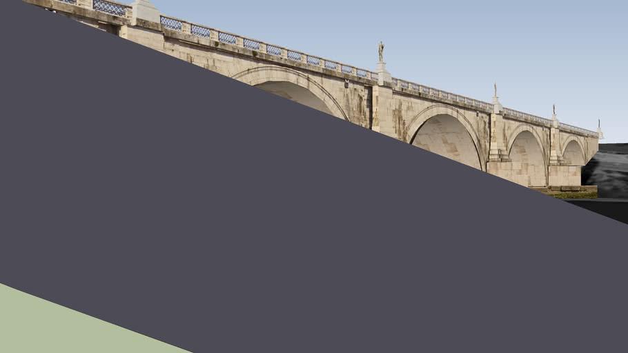 Ponte Sant'Angelo,Roma