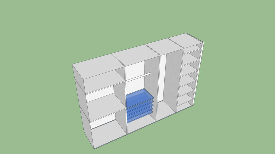 ;closet simples
