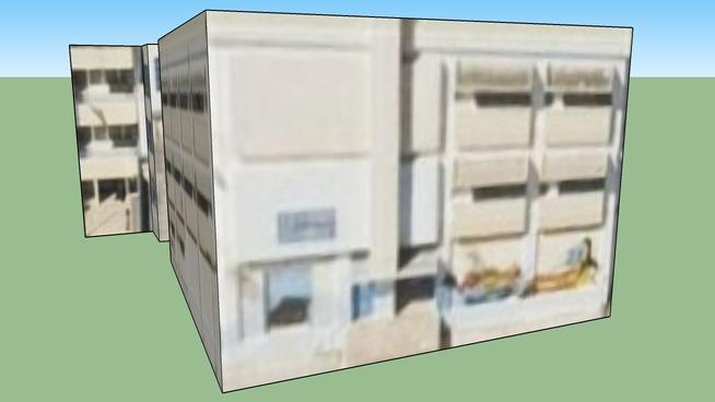School Building in Kallithea, Greece
