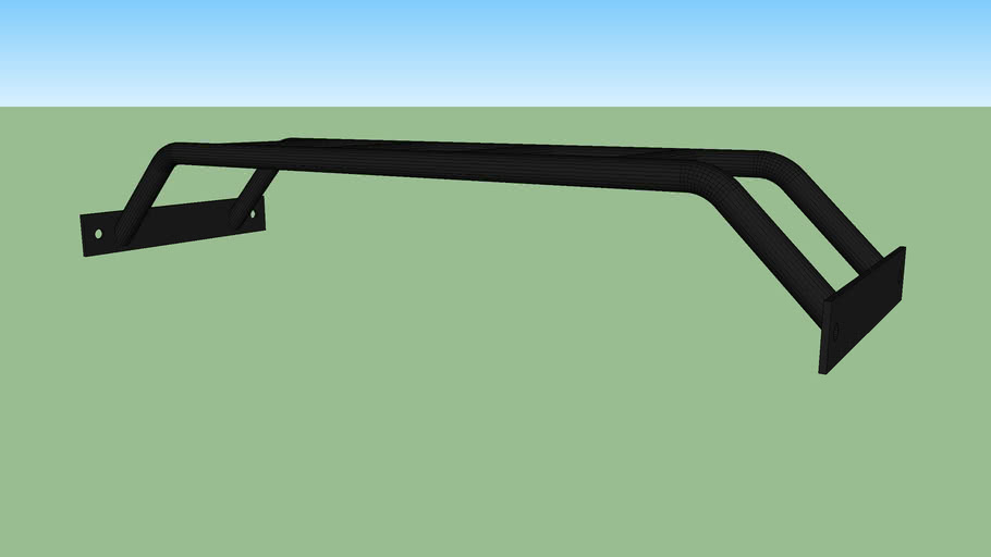 Rogue Fitness - Infinity X-43M Multi-Grip Crossmember