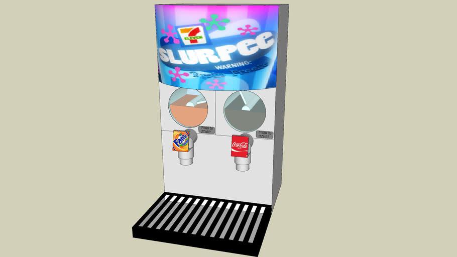 Slurpee Machine