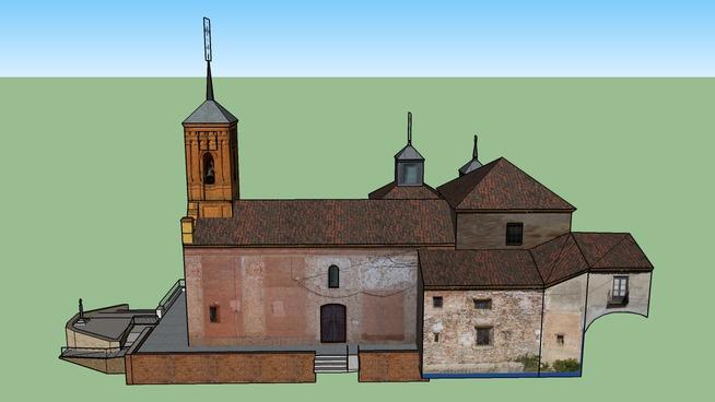 Iglesia de la Asunción - Valdeavero - Madrid