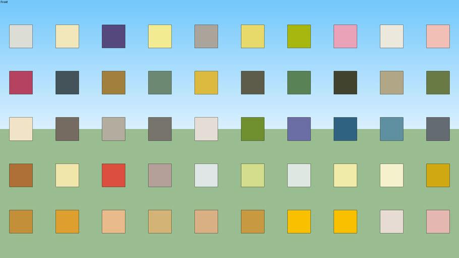SW Paint Palette 06