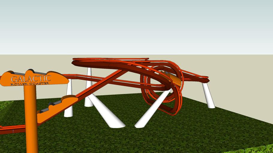 galactic roller coaster