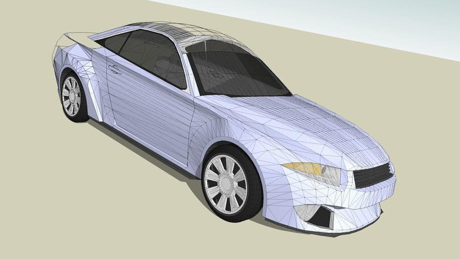 2013 Velico Radiat Concept (WIP)