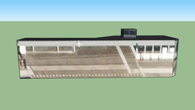 Bâtiment situé 2593 GA La Haye, Pays-Bas