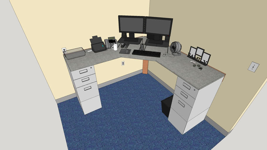 Standing Desk - DIY Idea