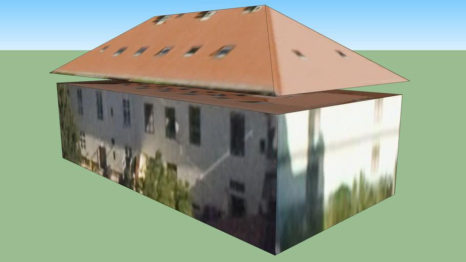 Budova na adrese Praha, Česká republika-K rotundě