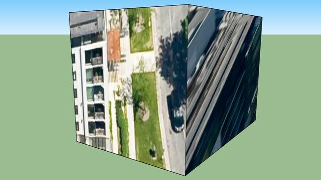 Building in Minneapolis, MN, USA