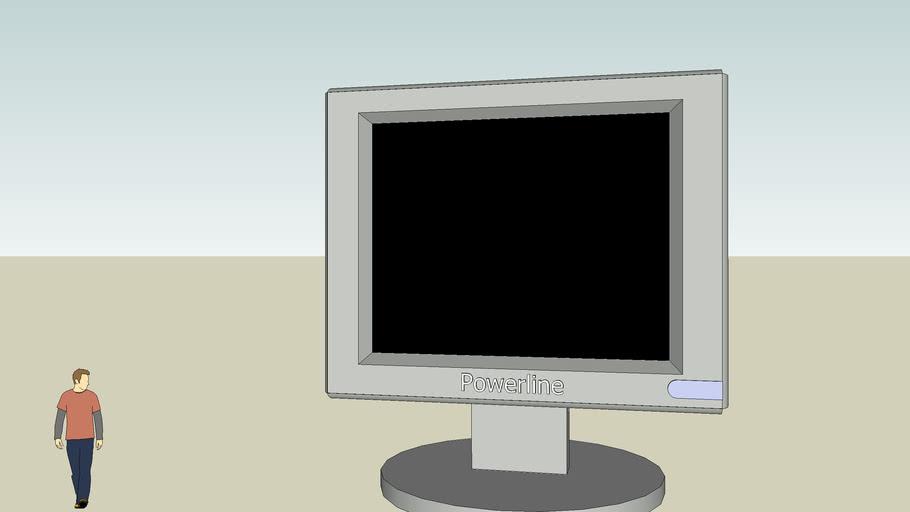 Mein Flachbildschirm
