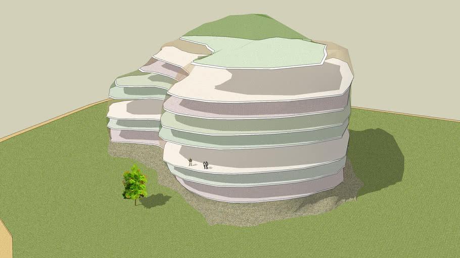 Blob Building