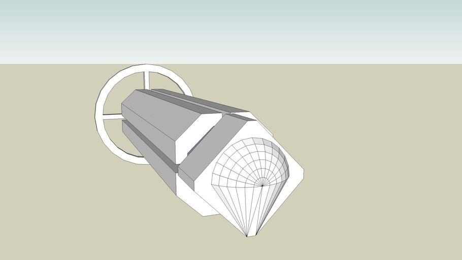 space transport (beginfase)