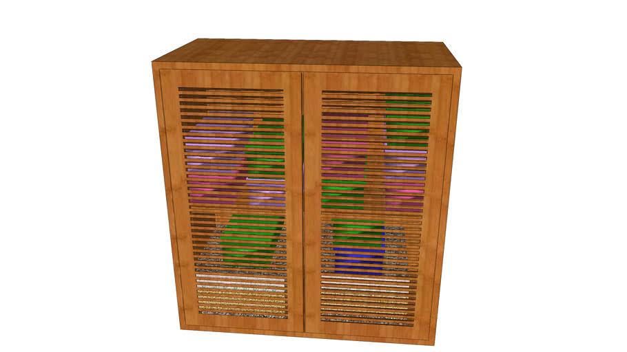 Шкаф 850х790