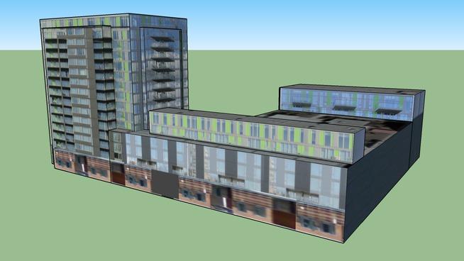 Centro Residential Development