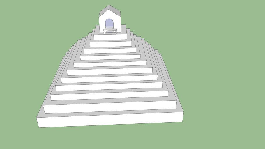 Incan Temple
