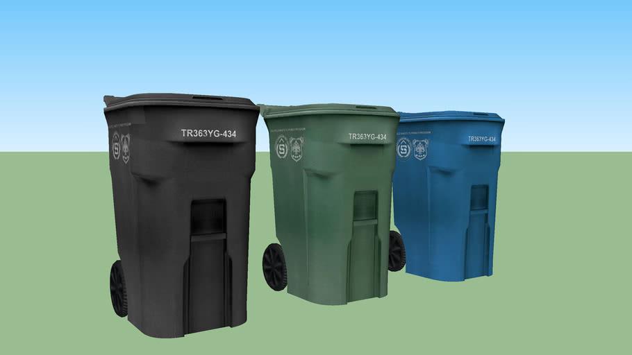 Trash/ashtray