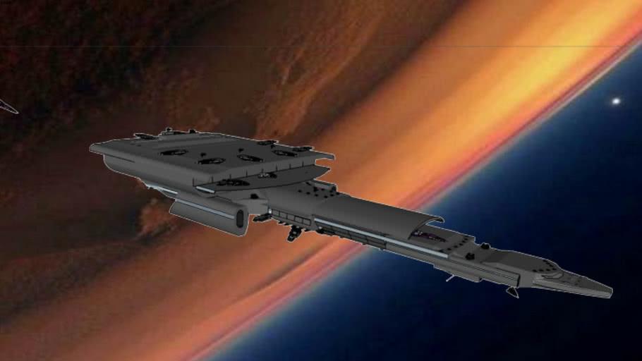 BSF Navarona - Fortress carrier class