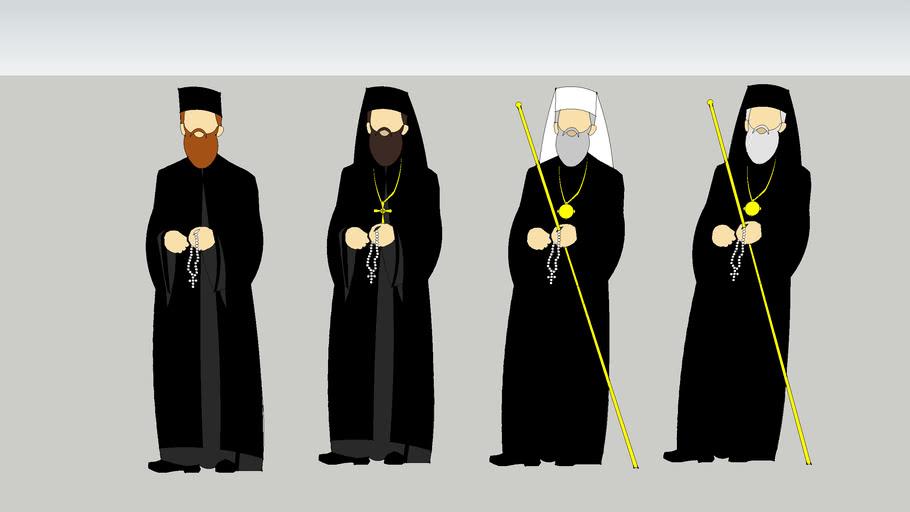 Orthodox Clergy