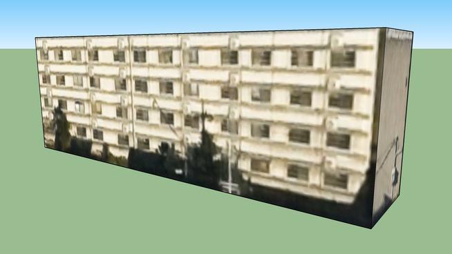 とある大阪市の建物