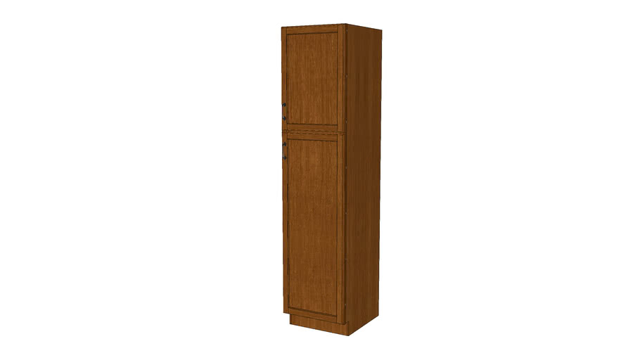 Tall Cabinets Alexis Maple Cognac By
