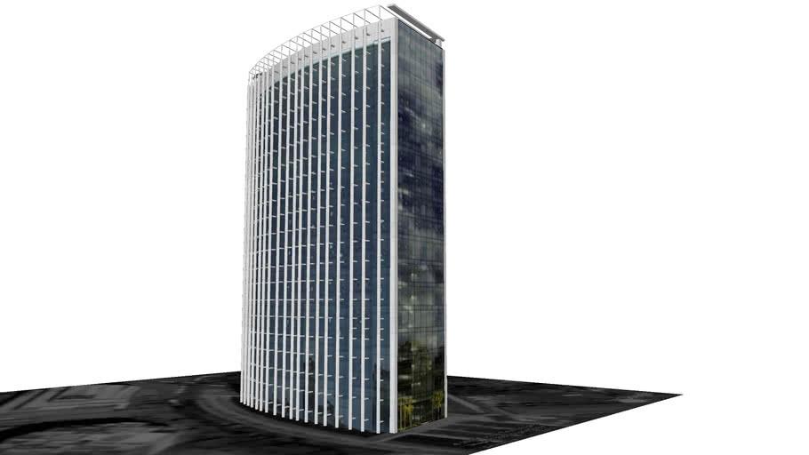 edificio corporativo BCI