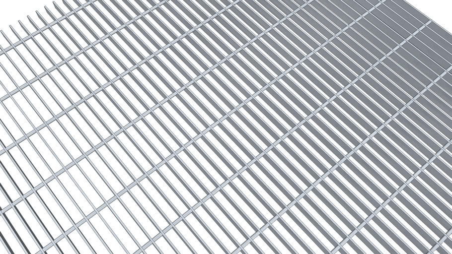 Welded Steel Bar Grating